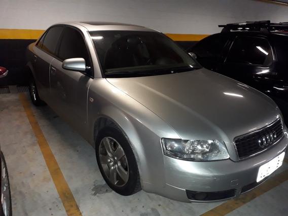 Audi A4 V6 2.4 30v 2003 Multi Carro Completo
