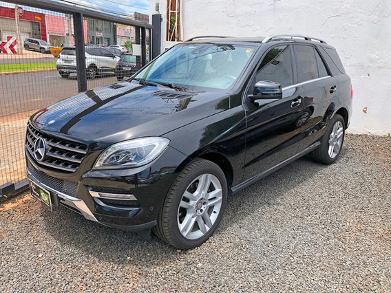 Mercedes-benz Classe Ml Ml 350 Sport 4matic 3.5 Bluetec 2013