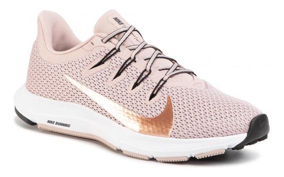 Tenis Dama Deportivo Nike Quest 2 Ci3803- 200 Original!
