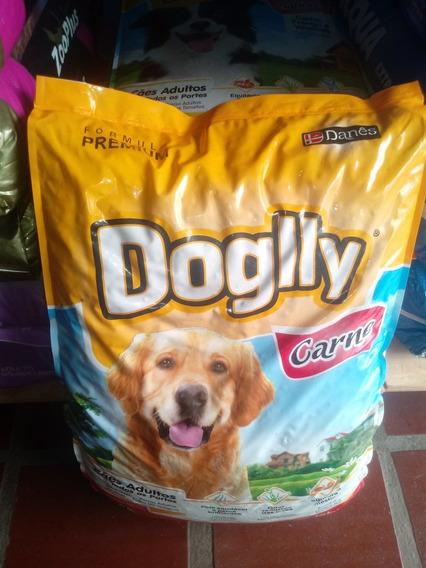 Racao Cachorro Doglly Carne 5kg