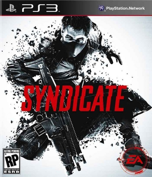 Jogo Syndicate Playstation 3 Ps3 Mídia Física Original
