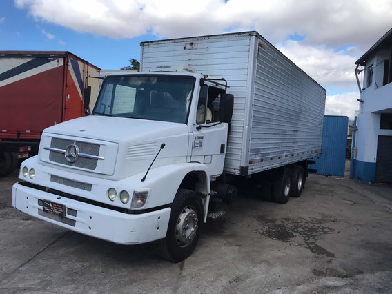 Mercedes-benz 1620 Truck Bau