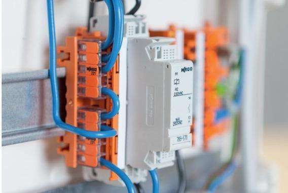 Suporte Conector Compacto Wago 221-510