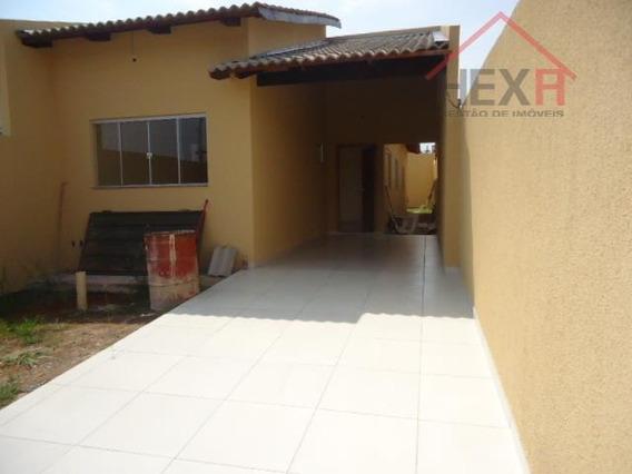 Casa Residencial À Venda, Garavelo Residencial Park, Aparecida De Goiânia. - Ca0181