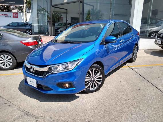 Honda City 2018 4p Ex L4/1.5 Aut