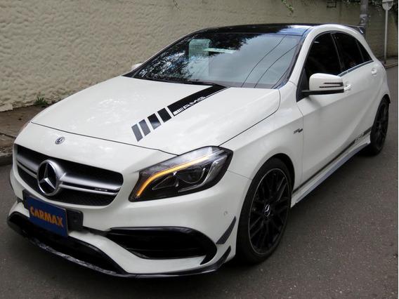 Mercedes BenzA45 Amg Hb 4matic 2018 Financio Y Retomo