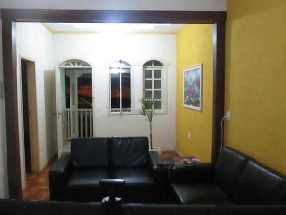 Casa Com 3 Quartos Para Comprar No São Francisco Em Santa Bárbara/mg - 2526