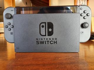 Nintendo Switch Super Completa Con Juegos, 64 Gb Y Mucho Mas