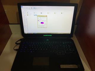 Laptop Alien Ware R2 Impecable