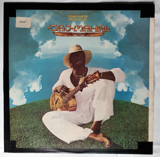 Taj Mahal Music Fuh Ya Musica Para Tu 1977 Lp Vinil