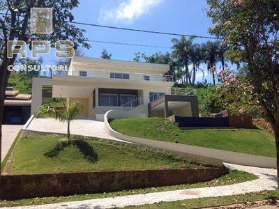 Casa Para Venda Em Condomínio Alto Padrão - Porto Atibaia - Cc00007 - 2769073