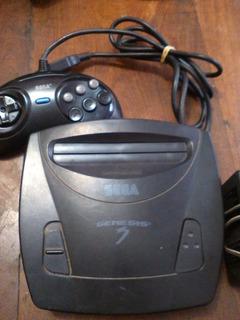 Consola Sega Genesis 3 Con 4 Juegos+control