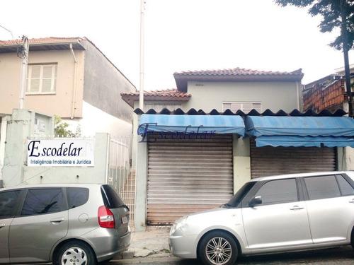 Sobrado Com 3 Dormitórios À Venda, 165 M² Por R$ 470.000 - Casa Verde Alta - São Paulo/sp - So0300