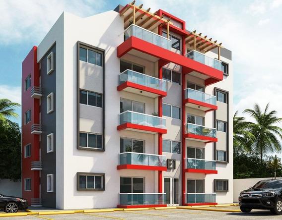 Residenciales De Apartamento En La Jacobo Cerca Del Metro