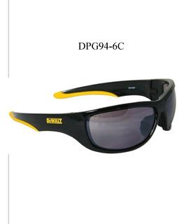 Lentes Dewalt Gafas De Seguridad Dpg94-6c Aumado