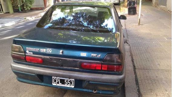 Renault 19 Re Diesel 1999, De Consumo Económico.