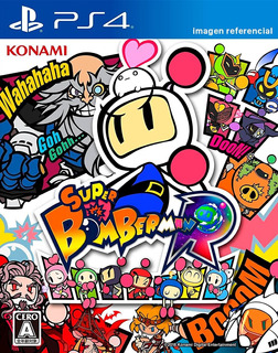 Super Bomberman R Shiny Edition / Juego Físico / Ps4