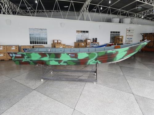Barco Alumínio Inbarco 5 Metros