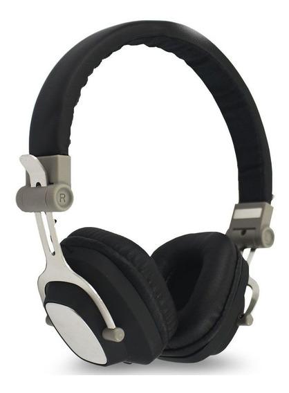 Headphone Bomber Quake Hb11 Fio Bluetooth Acabamento Tecido