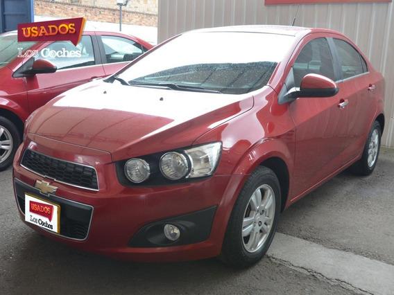 Chevrolet Sonic Lt 1.6 Mec 4p Fe Ivv027
