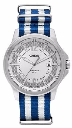 Relógio Orient Quartz Com Calendário