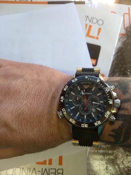 Relógio Empório Armani Ap-0690