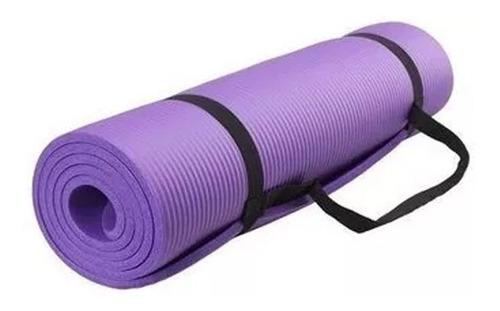 Colchonetas Gimnasia Yoga Fitness Varios Colores