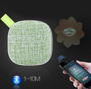 Parlante Wesdar K-36 Bluetooth Fm Batería Recargable Usb