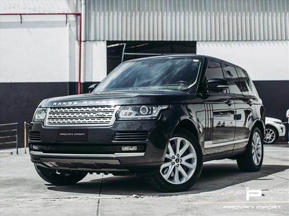 Land Rover Range Rover Vogue 4.4 Sdv8 4x4 Turbo Diesel 4p Au