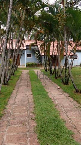 Chácara Com 3 Dormitórios À Venda, 1510 M² Por R$ 812.000,00 - Chácaras Videiras De Itaici - Indaiatuba/sp - Ch0510