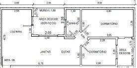 Imagem 1 de 1 de Cobertura Com 2 Dormitórios À Venda, 82 M² Por R$ 367.000 - Vila América - Santo André/sp - Co1361