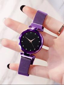 Relógio Estrelas Luxury