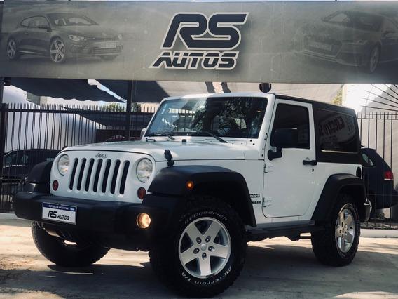 Jeep Wrangler Sport - Como Nueva - Rs Autos!
