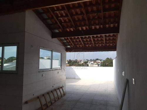 Cobertura À Venda, 96 M² Por R$ 325.000,00 - Jardim Santo Alberto - Santo André/sp - Co3861