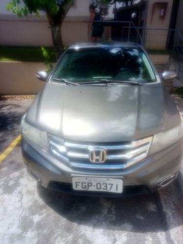 Honda City 2013 1.5 Ex Flex Aut. 4p