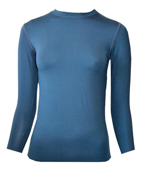 Camiseta Termica Mujer Joma Slim Deportiva Entrenamiento