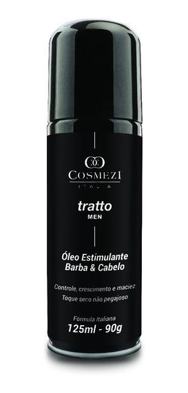 Óleo Estimulante Barba E Cabelo Aerossol 125ml