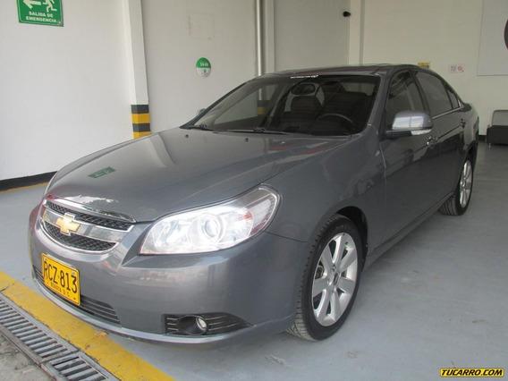 Chevrolet Epica Lt 2.5