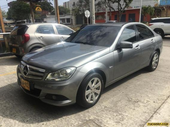 Mercedes Benz Clase C 180 Cgi Blue Efficiency