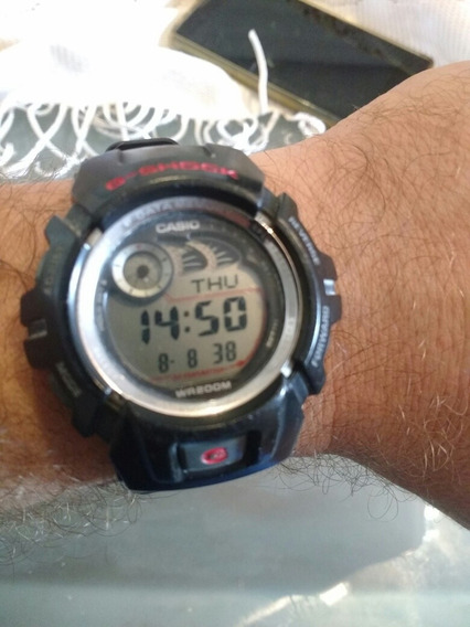 Casio G Shock G 2900 Semi Novo!