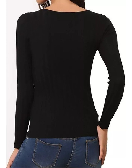 Blusa Camisa Térmica Flanelada Feminina Ref: 843