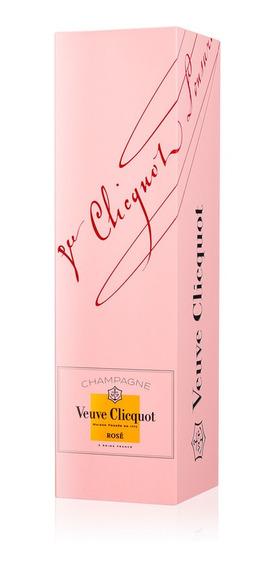 Champagne Veuve Clicquot Rose Brut 750 Ml