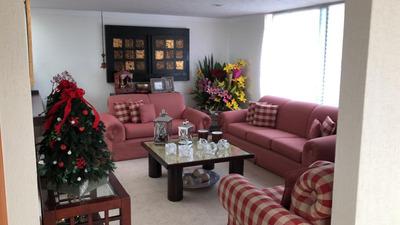 Casa En Renta Amueblada En Quinta Las Azaleas, Metepec
