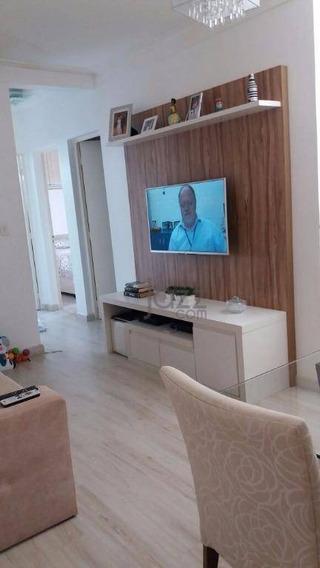 Apartamento Residencial À Venda, Vargeão, Jaguariúna. - Ap0372