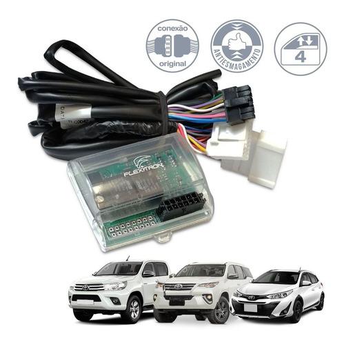 Modulo Vidro Eletrico Yaris Hilux Sw4 2019 2020 Safety-yh4.0
