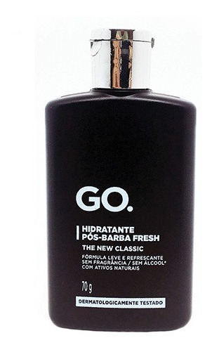 Hidratante Pós-barba Fresh Go 70ml
