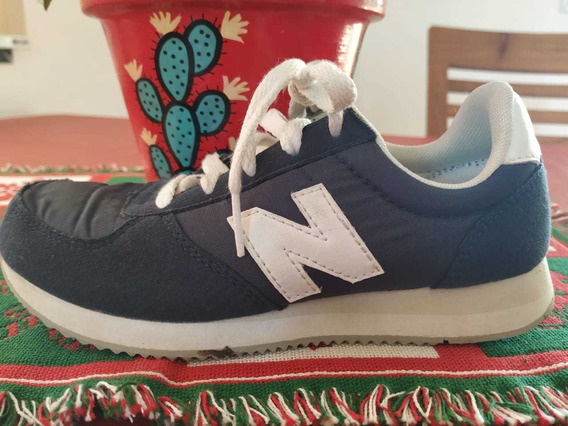Zapatillas New Balance, Poco Uso Talle 32
