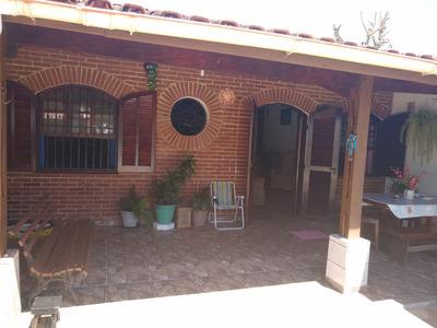 Casa 2 Dorm, Com Piscina -ref-ca10
