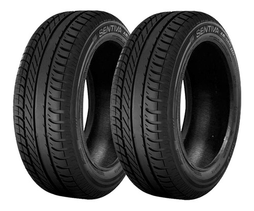 Kit 2 Neumáticos Fate 185 60 R15 Sentiva Ar360 Onix