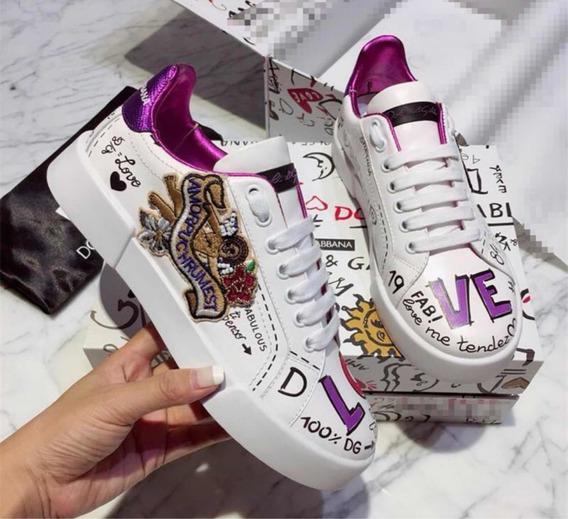 Tênis Dolce Gabbana